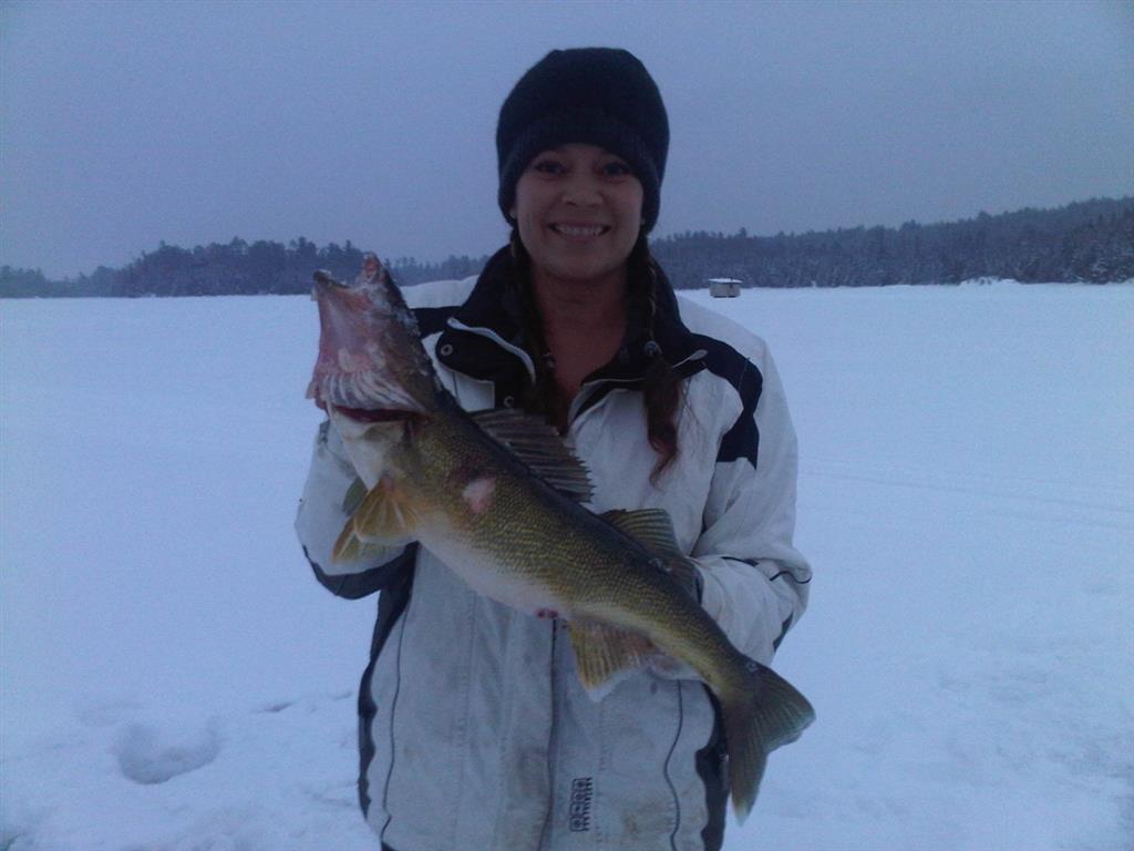 Lake Temagami Walleye Fishing