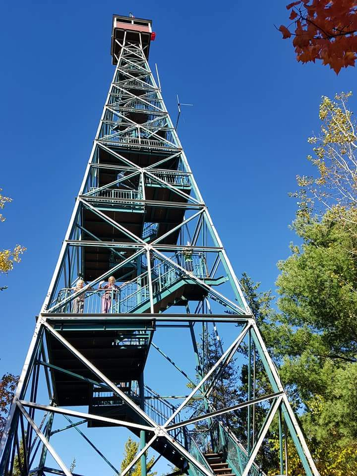 Temagami Fire Tower